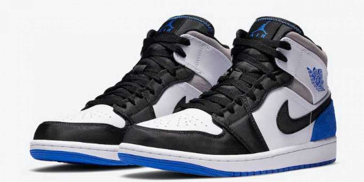 Latest Air Jordan 1 Mid SE Game Royal Will Release Soon