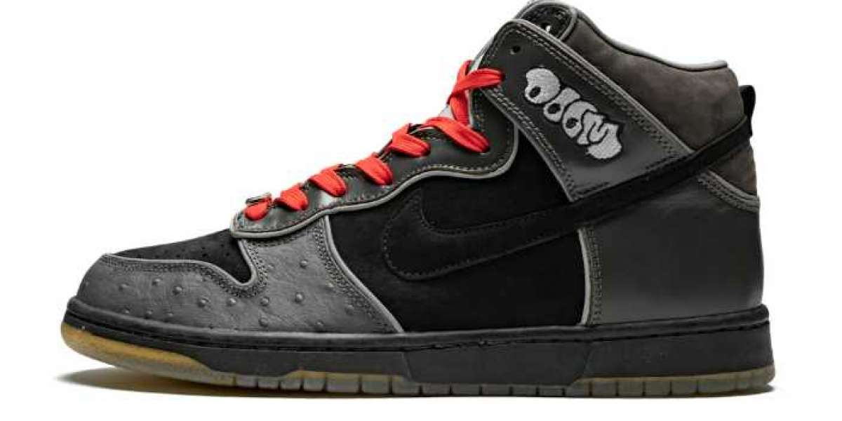 Buy Nike SB Dunk High Premium MF Doom 313171-004