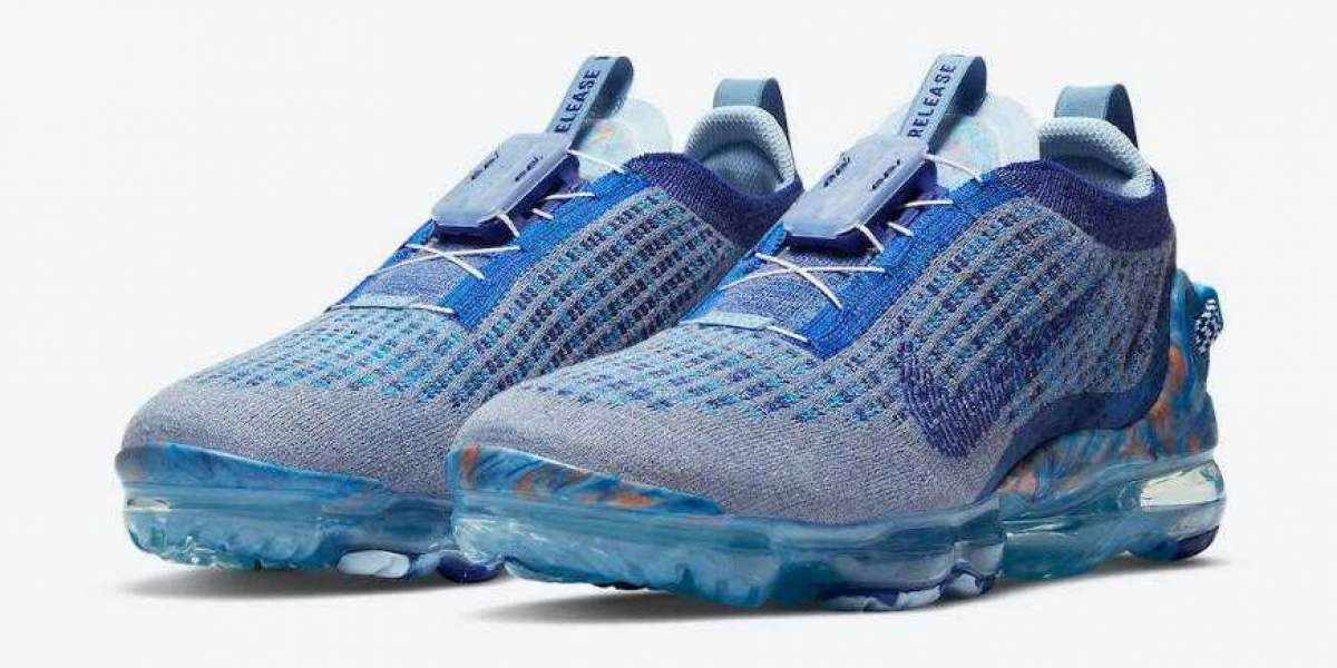 Nike Air VaporMax 2020 Stone Blue Will Arrive Next Month