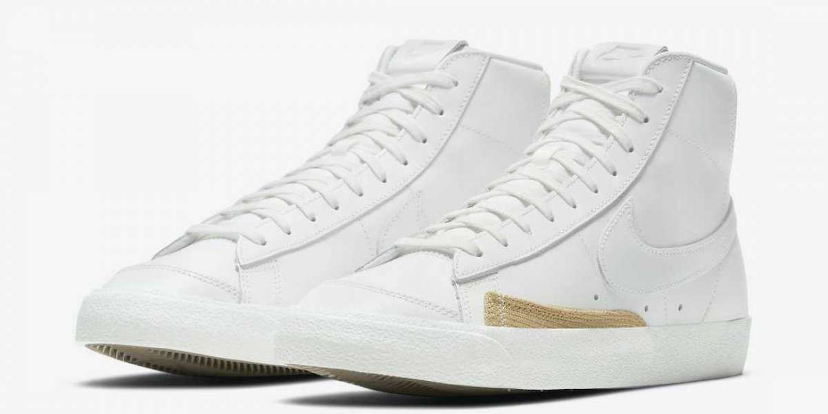 "New 2020 Nike Blazer Mid ""Burlap"" DD9680-100"