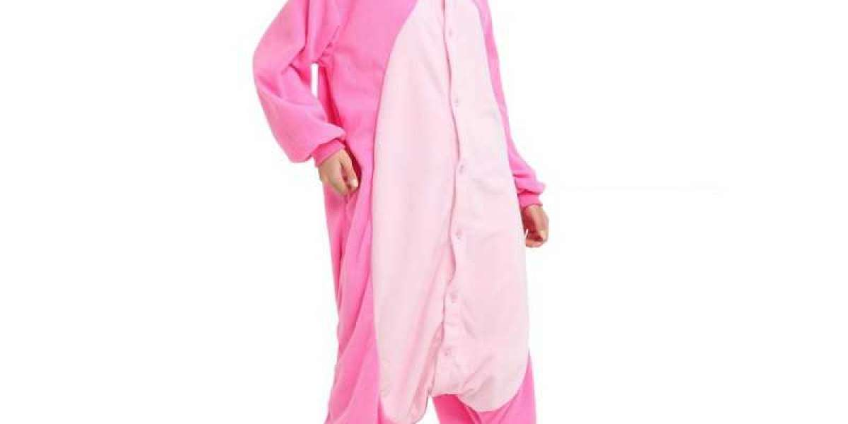 Four Types of Animal Onesies for Adults