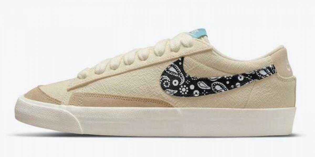 Latest Fashionable Nike Blazer Low Paisley for Online Sale this Week
